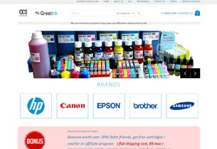Magento Ecommerce store for Best Ink and Toner