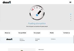 WordPress development for Deasil