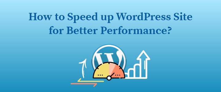 Speedup wordpress