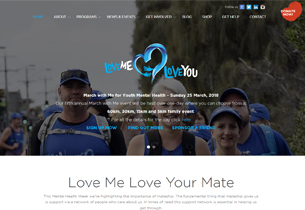 WordPress development for LoveMe LoveYou